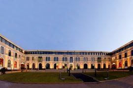 Le campus industriel, Mines Saint-Etienne, ISTP
